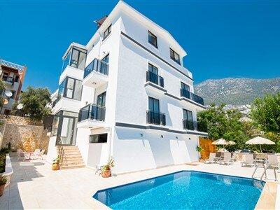 Kaya Apartments Antalya Kaş Kalkan Mahallesi