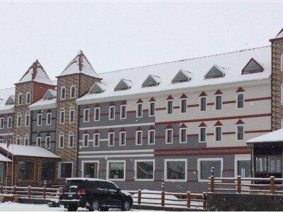 Kayı Snow Otel Kars Sarıkamış Bayraktepe