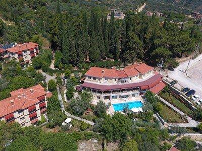 Kazdağları Reis inn Hotel & Spa Çanakkale Ayvacık Küçükkuyu