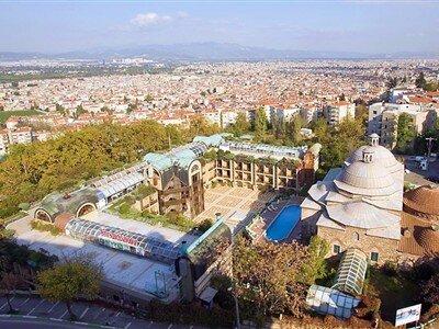 Kervansaray Termal Otel Bursa Osmangazi Çekirge