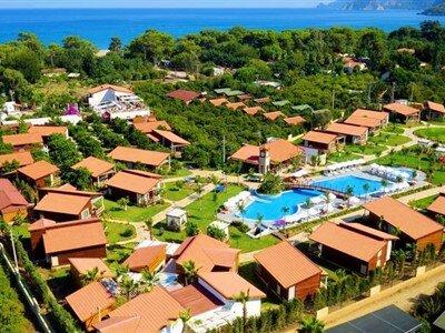 Kimera Hotel Antalya Kemer Çıralı