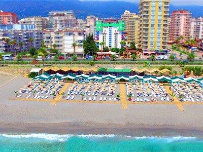 Klas More Beach Antalya Alanya Mahmutlar