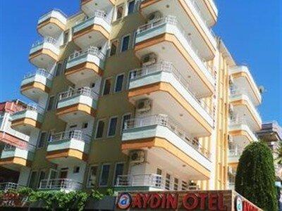 Kleopatra Aydın Otel Antalya Alanya Kleopatra Plajı