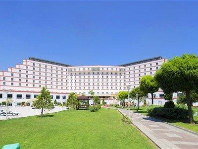 Korel Thermal Resort Clinic & Spa Afyon Afyon Merkez Demirçevre Mahallesi