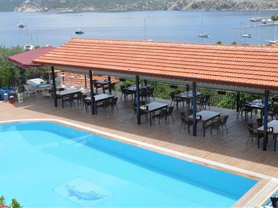 Lacivert Hotel Muğla Marmaris Selimiye