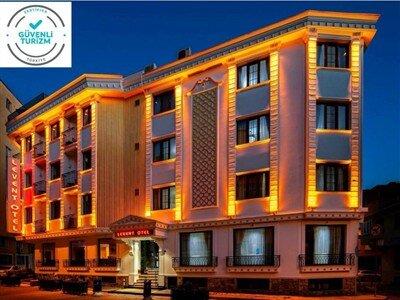 Levent Otel İstanbul İstanbul Kağıthane Ortabayır