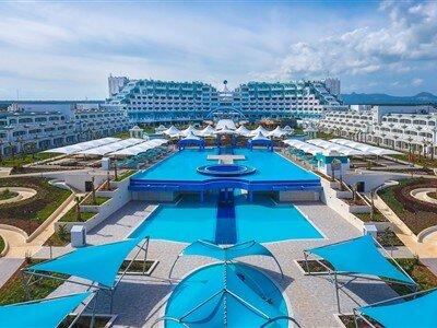 Limak Cyprus Deluxe Hotel Bafra