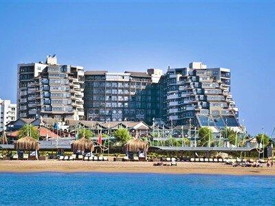 Limak Lara De Luxe - Resort Antalya Lara-Kundu Kemerağzı