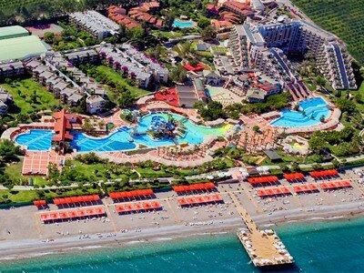 Limak Limra Hotel - Resort Antalya Kemer Kiriş