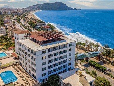 Limoncello Palmera Beach Hotel Antalya Alanya Konaklı