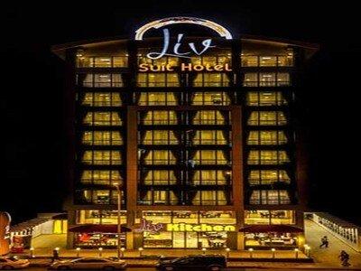 Liv Suit Hotel Diyarbakır Kayapınar Şanlıurfa Blv.