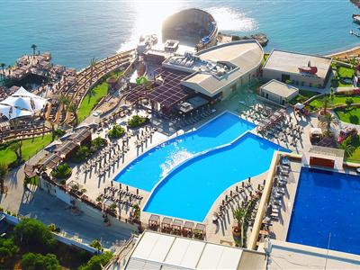 Lords Palace Hotel & Spa Casino Girne
