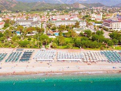 Lucida Beach Hotel Antalya Kemer Çamyuva
