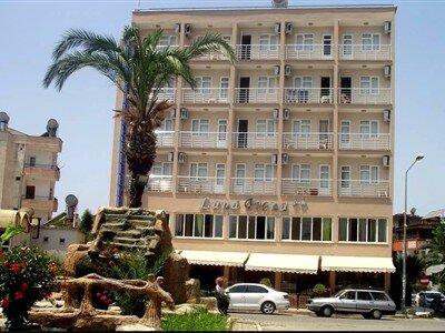 Luna Piena Hotel Mersin Anamur Yalıevleri Mahallesi