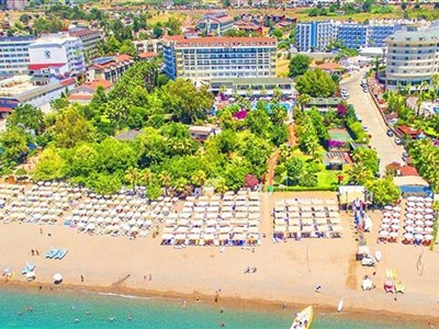 Lycus Beach Hotel Antalya Alanya Okurcalar