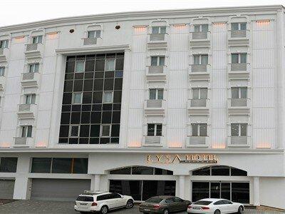 Lysa Hotel İstanbul İstanbul Büyükçekmece Londra Asfaltı
