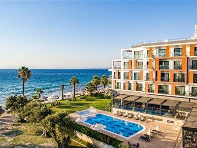 Maia Luxury Beach Hotel & Spa Aydın Kuşadası Güzelçamlı