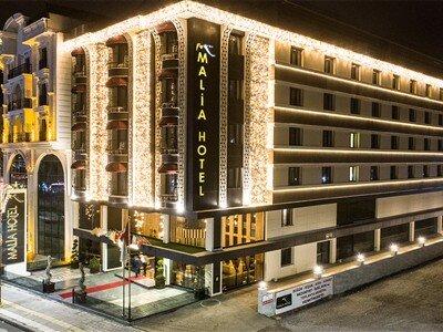 Malia Hotel Sivas Sivas Merkez Bağdat Caddesi