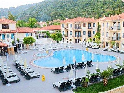 Marcan Beach Hotel Muğla Fethiye Ölüdeniz