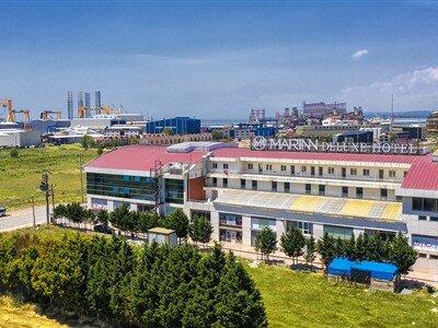 Marinn Deluxe Hotel Yalova Altınova Tokmak Köyü