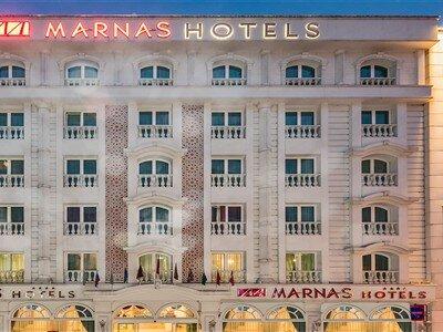 Marnas Hotels İstanbul Bayrampaşa Yenidoğan Mahallesi