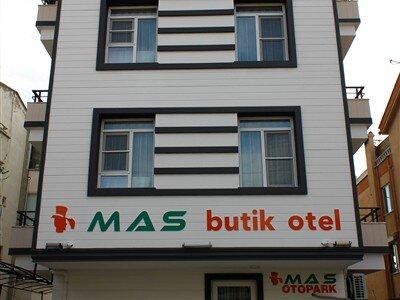 Mas Butik Otel Balıkesir Edremit Akçay
