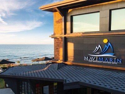 Mavi Marin Hotel Ordu Ünye Bahar Sokak
