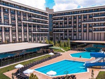 May Thermal Resort & Spa Afyon Sandıklı Hüdai Kaplıcaları