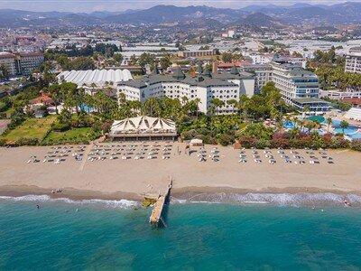 Mc Beach Resort Hotel Antalya Alanya Konaklı