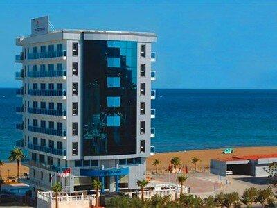 Mediterranean Resort Hotel Mersin Silifke Atakent