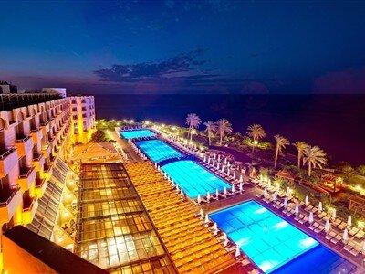 Merit Park Hotel Kıbrıs Girne