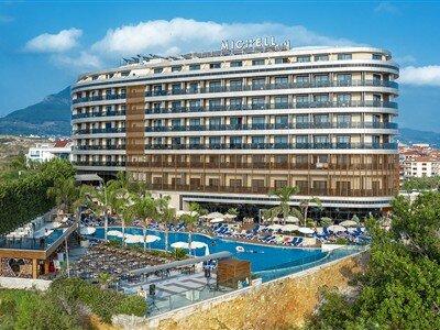 Michell Hotel & Spa (+16) Antalya Alanya Kestel