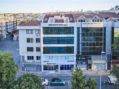 Mini Suite Otel by İS İstanbul Anadolu Kadıköy