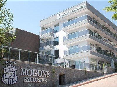 Mogons Exclusive Hotel Antalya Kaş Kalkan Mahallesi