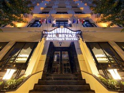 MR BEYAZ BUTİK HOTEL İstanbul Şişli Nişantaşı