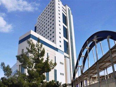 Nevali Hotel Şanlıurfa Haliliye Atatürk Bulvarı