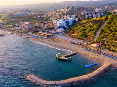 Noxinn Deluxe Hotel Antalya Alanya Konaklı