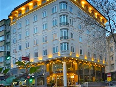 Old City Bulvar Palas Otel İstanbul İstanbul Fatih Aksaray Mahallesi