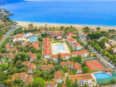 Ölüdeniz Beach Resort By Z Hotels Muğla Fethiye Ölüdeniz