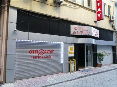 Otel Altay Samsun Samsun İlkadım 19 Mayıs Mah.