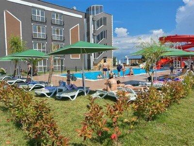 Otel Club Nina Balıkesir Burhaniye İğde Burnu Mevkii