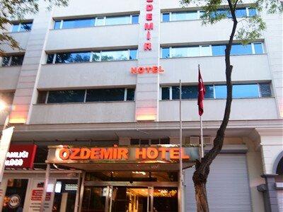 Özdemir Palas Hotel Ankara Çankaya Bayındır