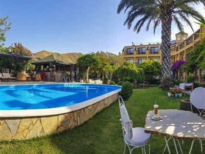 Papirus Hotel Adrasan Antalya Adrasan Kumluca