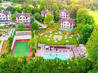 Park Hotel Polonezköy İstanbul Beykoz Polonezköy