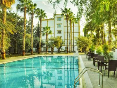 Park Palace Hotel Kyrenia Girne