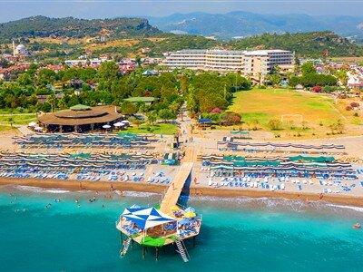 Pemar Beach Resort Antalya Side Örenşehir
