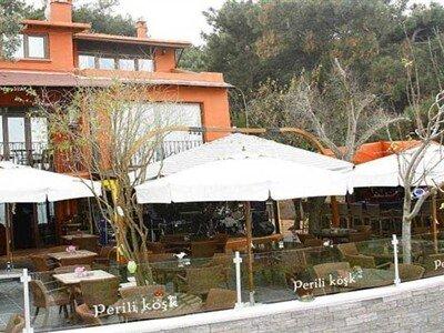 Perili Köşk Hotel İstanbul Adalar Heybeliada