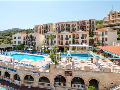 Pırat Hotel Kalkan Antalya Kalkan Kalkan Marina