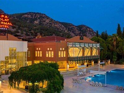 Polat Termal Hotel Denizli Pamukkale Karahayıt