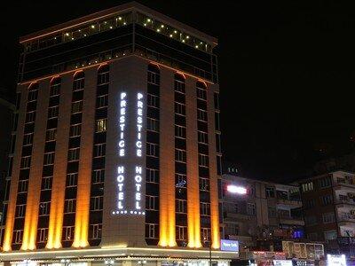 Prestige Hotel Diyarbakır Diyarbakır Yenişehir Diyarbakır Gevran Cd.